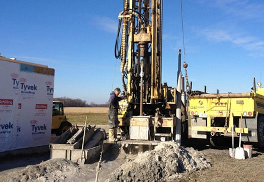 Well Drilling in Sugar Grove